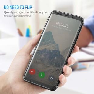 کیف محافظ Rock Flip Cover Dr.V For Samsung Galaxy S9 Plus
