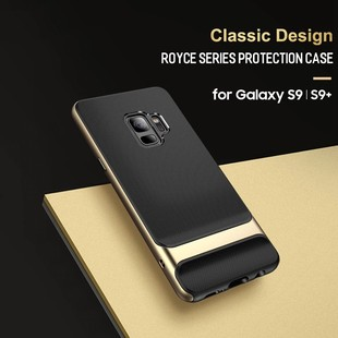 قاب محافظ راک Rock Royce Case Samsung Galaxy S9 Plus