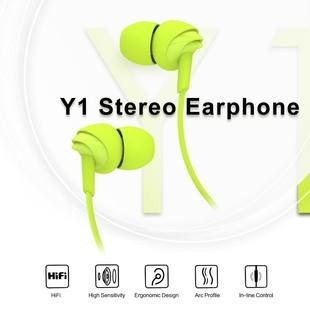 هندزفری سیم دار Rock Y1 Stereo Earphone RAU0526