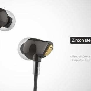 هندزفری سیم دار Rock Zircon Stereo Earphone RAU0501