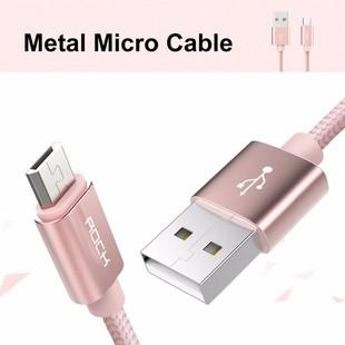 کابل میکرو Rock Metal Micro Cable RCB0460