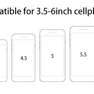 پایه نگهدارنده راک مدل Rock Deluxe Windshield Phone Holder RPH0803