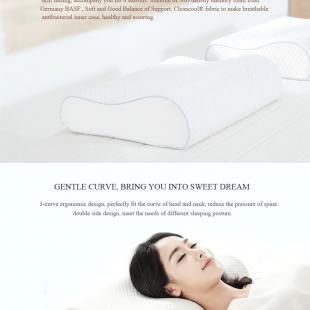 بالش طبی شیائومی مدل 8H 50D Memory Cotton