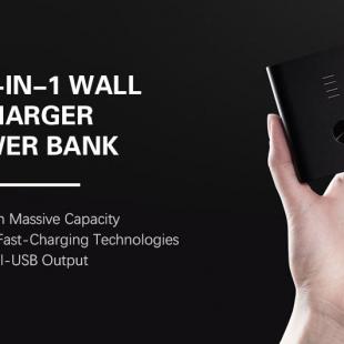 شارژر و پاور بانک شیائومی مدل ZMI APB01A ظرفیت 5200 میلی آمپر ساعت