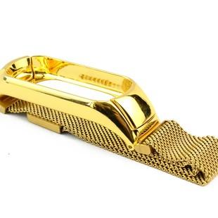 بند فلزی مغناطیسی دستبند سلامتی شیائومی Mi band 3 مدل M310