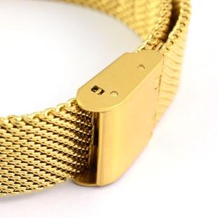 بند قفل دار فلزی دستبند سلامتی شیائومی Mi band 3 مدل M320
