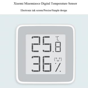 سنسور هوشمند دما و رطوبت شیائومی Xiaomi Miaomiaoce Digital Temperature Humidity Sensor