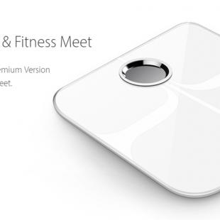 ترازوی هوشمند شیائومی Xiaomi Yunmai Premium M1301 Smart Scale