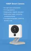 دوربین نظارتی شیائومی مدل Xiaomi Xiaofang 1S IP Camera