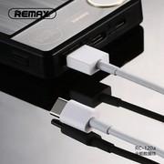 کابل تبدیل USB به USB-C ریمکس مدل RC-120a طول 30 سانتی متر