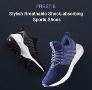 کفش ورزشی شیائومی Xiaomi Mijia FREETIE Men Stylish Breathable Shock-absorbing Sports Shoes