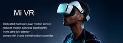 عینک واقعیت مجازی شیائومی مدل VR headset همراه با کنترل حرکت