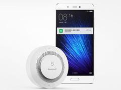سنسور تشخیص دود هوشمند شیائومی Xiaomi Mijia Smart Smoke Detector