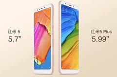 موبایل Xiaomi Redmi 5 Plus 64GB