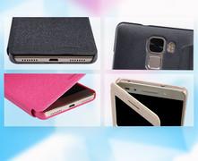کیف محافظ نیلکین Nillkin Sparkle Leather Case Huawei Honor 7