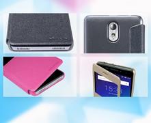 کیف محافظ نیلکین Nillkin Sparkle Leather Case Lenovo Vibe P1m