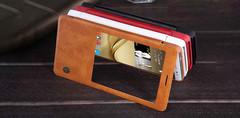 کیف محافظ نیلکین Nillkin Qin Leather Case Huawei Mate S