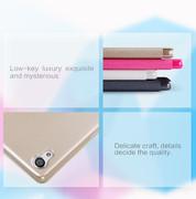 کیف محافظ نیلکین Nillkin Sparkle Leather Case Sony Xperia C3