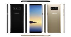 موبایل Samsung Galaxy Note 8 256GB
