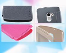کیف محافظ نیلکین Nillkin Sparkle Leather Case Lenovo K4 Note