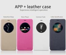 کیف محافظ نیلکین Nillkin Sparkle Leather Case Meizu M5 Note