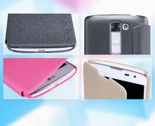 کیف محافظ نیلکین Nillkin Sparkle Leather Case LG K7