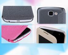کیف محافظ نیلکین Nillkin Sparkle Leather Case LG K4