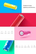باتری قلمی شیائومی Xiaomi ZI5 Alkaline