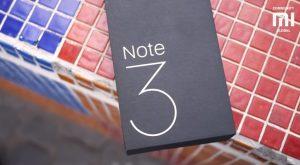 گوشی Mi Note 3 شیائومی