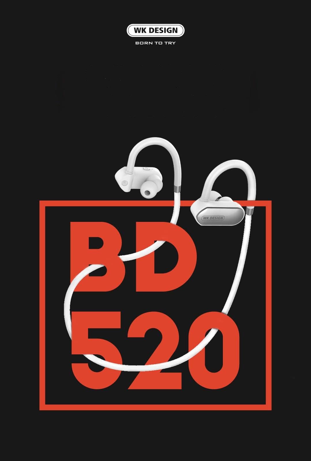 هدست بلوتوث WK BD550