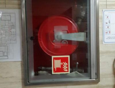 باکس آتش نشانی مخصوص اتاق تمیز
