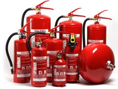 بازرسی كپسول های اطفاء حريق