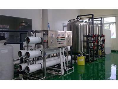 روش های اصلی خالص سازی آب