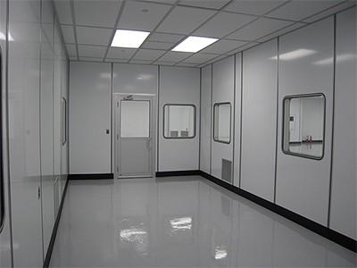 انتخاب هایی جهت طراحی سقف و درب های اتاق تمیز