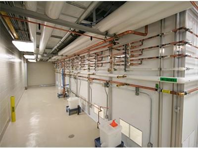 سیستم های مکانیکال مورد استفاده در اتاق تمیز