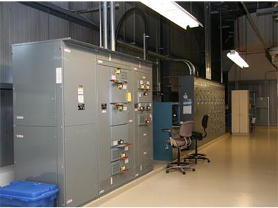 سیستم های الکتریکی در اتاق تمیز