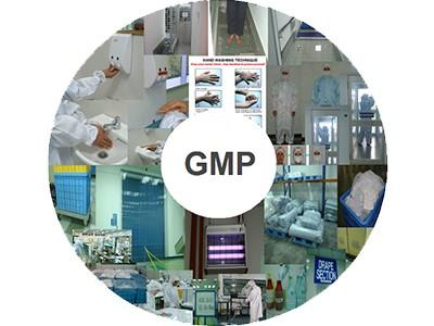 تجهيزات در GMP