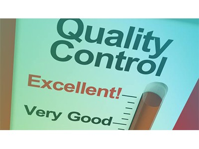کنترل کیفی در GMP