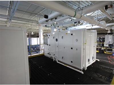 سیستم های گرمایشی ، سرمایشی و تهویه مطبوع در اتاق تمیز