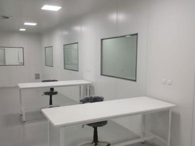اصول طراحی معماری اتاق تمیز