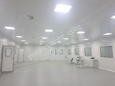اهداف طراحی اتاق تمیز در کارخانجات دارویی