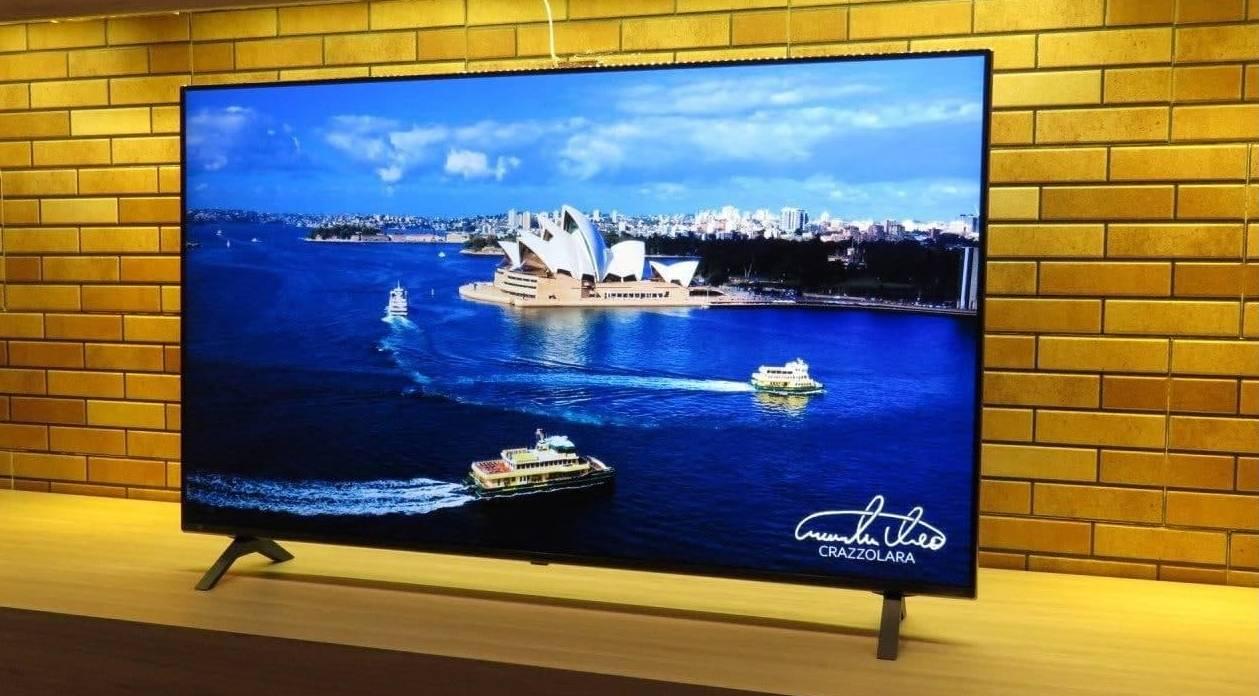 مشخصات نمایشگر تلویزیون 65 اینچ ال جی مدل نانو 80