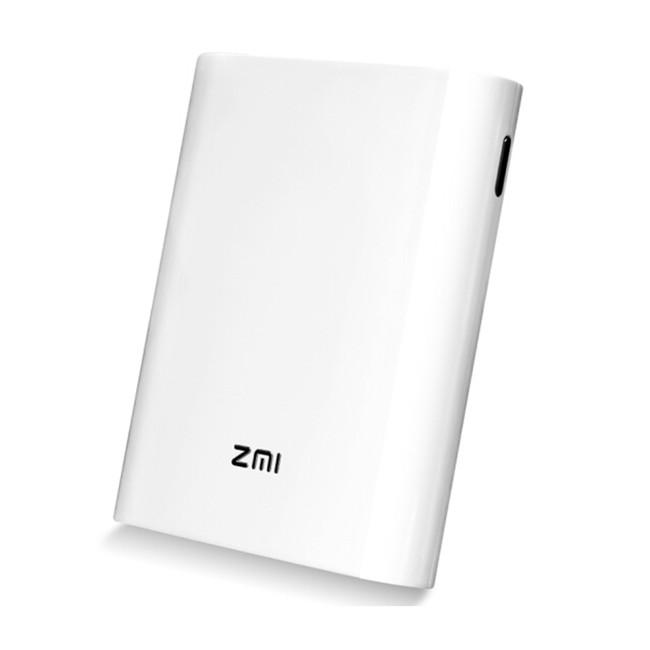 پاوربانک شياومي مدل ZMI MF855 Power Router ظرفيت ۷۸۰۰ ميلي آمپر ساعت