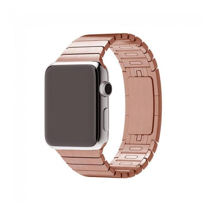 بند فلزی مدل Link Bracelet مناسب Apple Watch 1-5 Series