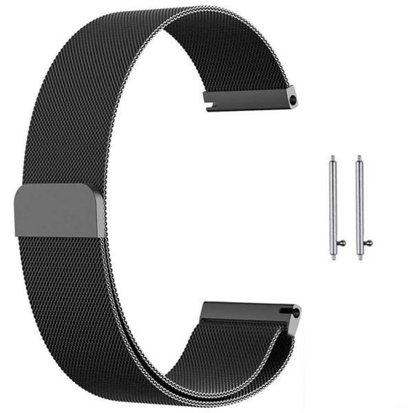 بند فلزی Milanese ساعت شیامی مناسب برای مدل Amazfit Bip سایز 20 میلی متر