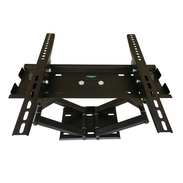 پایه دیواری تلویزیون مدل W8 مناسب برای تلوزیون 43 تا 65 اینچ