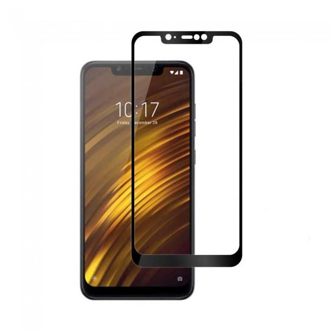 محافظ فول چسب صفحه نمایشگر شیائومی مدل poco phone f1
