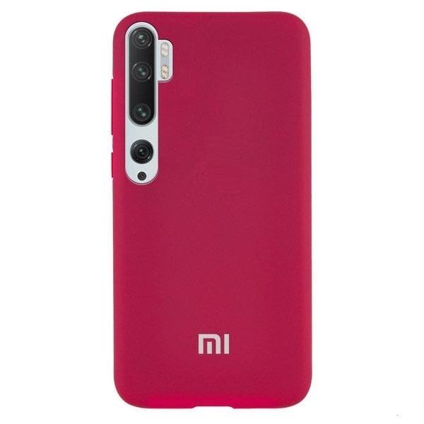 کاور سیلیکونی شیائومی مناسب مدل Xiaomi Mi Note 10