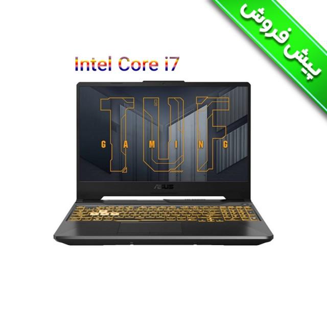 لپ تاپ گیمینگ ایسوس ASUS TUF F15 FX506HM i7 11800H RTX3060