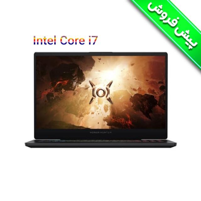 لپ تاپ گیمینگ آنر مدل HONOR HUNTER v700 RTX2060